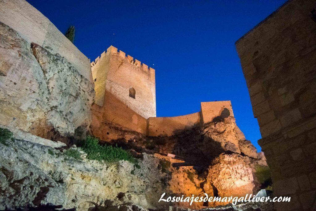 Fortaleza de la mota de noche, resumen viajero 2016 - Los viajes de Margalliver